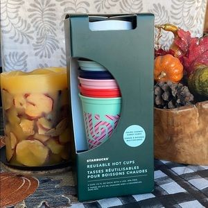 NEW 2020 STARBUCKS HOLIDAY COLOR CHANGING CUPS